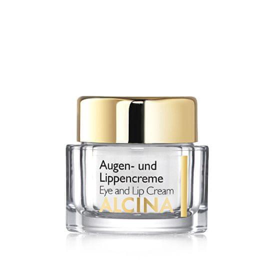 Alcina Krém na oči a rty (Eye and Lip Cream) 15 ml