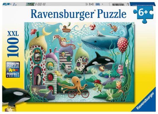 Ravensburger 129720 Puzzle Podvodni čudeži, 100 kosov