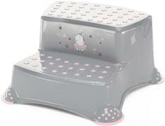 ZOPA dvojna pručka za k umivalniku/WC, Unicorn
