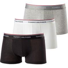 Tommy Hilfiger 3 PACK - bokserki męskie Low Rise Trunk 1U87903841 -004 (Rozmiar XL)