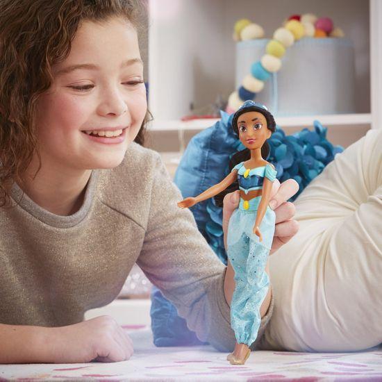Disney Csillogó Jázmin baba