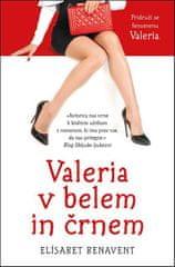 Elisabet Benavent: Valeria v belem in črnem, mehka vezava