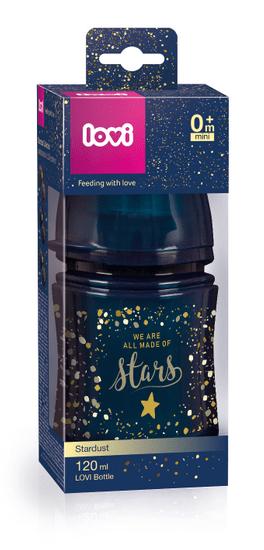 LOVI Stardust steklenica, 120 ml