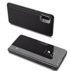 MG Clear View knjižni ovitek za Xiaomi Poco M3 / Redmi 9T, črna