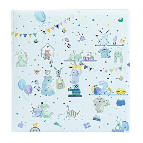 Goldbuch WONDERLAND BLUE ALBUM P60 st. 25x25 TURNOWSKY