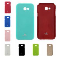 HTC Obal / kryt na HTC A9s červený - Jelly Case Flash Mat