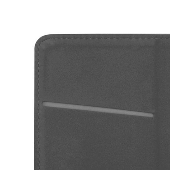 FORCELL Pouzdro / obal na Sony Xperia XZ3 černé - knížkové Smart