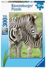 Ravensburger sestavljanka 129485 Najljubše zebre, 300 kosov