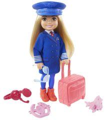 Mattel Barbie Chelsea foglalkozása - Pilóta