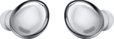 SAMSUNG Galaxy Buds Pro, strieborná