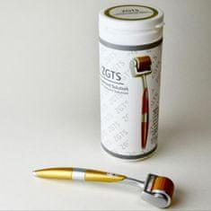 Dermaroller ZGTS - kosmetický váleček na pokožku s jehličkami délky 0,25 mm (192 jehliček)