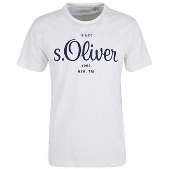 s.Oliver T-shirt męski Regular Fit 130.11.899.12.130.2057432.0100
