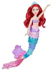 Disney Ariel szivárvány meglepetés baba