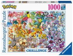Ravensburger 151660 Challenge puzzle Pokémon 1000 dílků