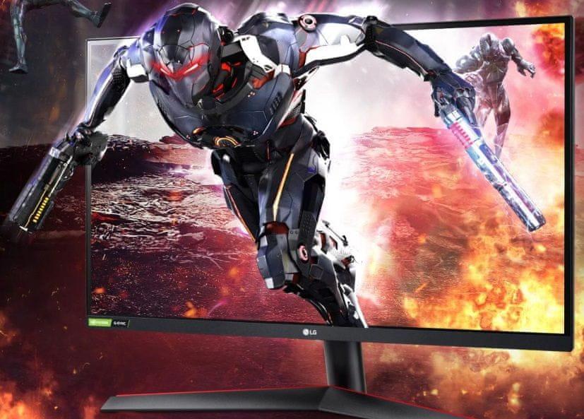 monitor gamingowy LG 27GN600 (27GN600-B.AEU) hdr10