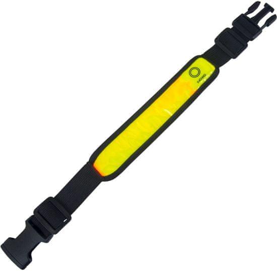 Profilite Reflexní LED páska se zapínáním na přezku