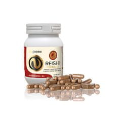 Nupreme Reishi extract 30% 100 kapslí