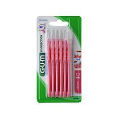 GUM Medzobna ščetka Bi-Direction 1,2 mm 6 kosov