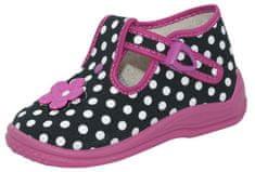 Zetpol Daria 5015 papuče za djevojčice, 26, tamno plave