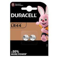 Duracell Baterie 1,5V/105mAh LR44/A76 DURACELL 2ks (blistr)