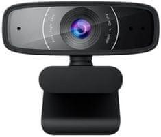 Asus Webcam C3 spletna kamera, Full HD, mikrofon (90YH0340-B2UA00)
