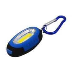 Profilite LED svítilna BUG, modrá