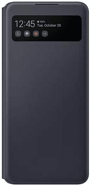 Samsung Galaxy A52 Flipové pouzdro S View EF-EA525PBEGEE
