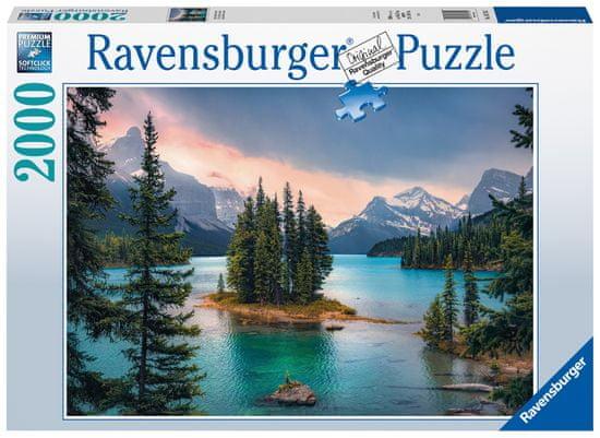 Ravensburger Puzzle 167142 Duch Kanady 2000 dílků