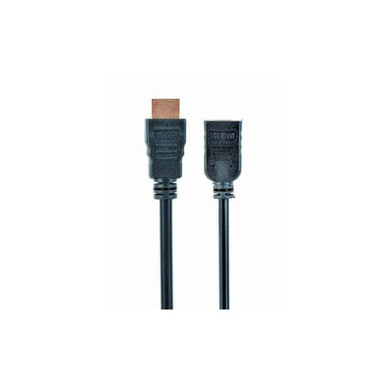 CABLEXPERT HDMI podaljšek Ethernet, 1.8 m
