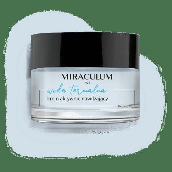 shumee Miraculum Termalna voda Aktivna vlažilna nočna krema 50 ml