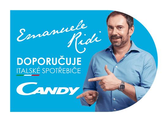 Candy lednice CHTOS 482W36N