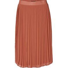 Vero Moda Žensko krilo VMNORI 10240316 Chutney (Velikost S)