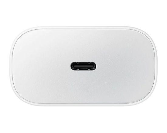 Samsung brza napajanja Type-C u C, 25 W, bijela