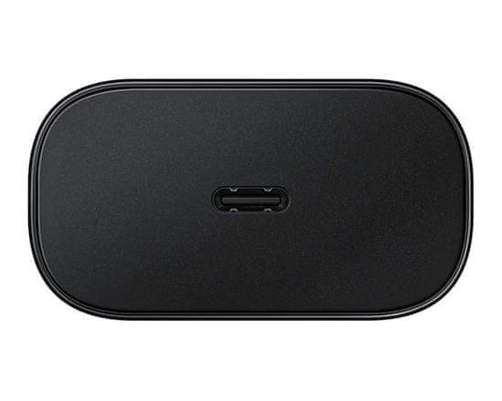 Samsung EP-TA800NBE hišni polnilec, adapter, 25W, črn