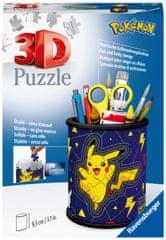 Ravensburger 3D sestavljanka 112579 Stojalo za pisala Pokémon, 54 kosov