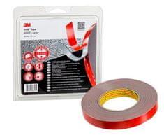 3M VHB Obojstranná akrylová lepiaca páska 4991F, sivá 19 mm × 5,5 m