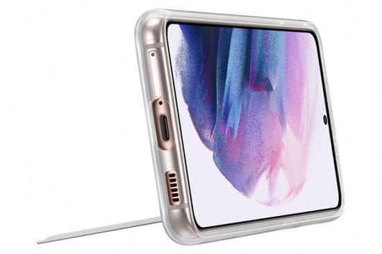 Samsung Galaxy S21 ovitek, prozoren (EF-JG991CTEGWW)