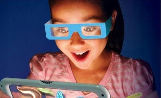 Alum online Mágikus Világító rajztábla 3D