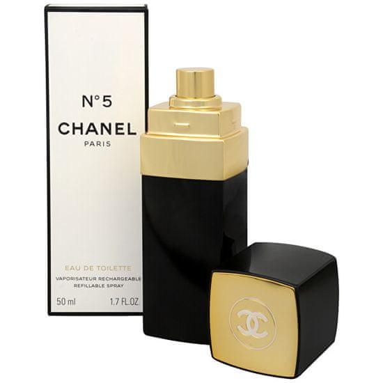 Chanel No. 5 - EDT (újratölthető)
