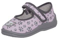 Zetpol Weronika 682 papuče za djevojčice, 23, ružičasta