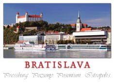 tvorme Bratislava - 10 pohľadníc (leporelo)