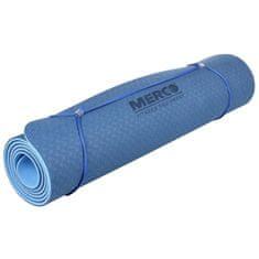 Merco TPE II podloga za vadbo, modra