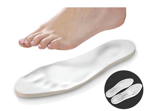 Ortopedski vložki za čevlje, izrezljivi