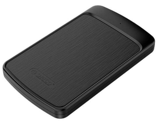Orico 2020U3 vanjsko kućište za HDD/SSD, USB 3.0, crno