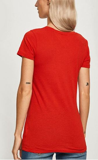 Tommy Hilfiger Dámske tričko Slim Fit DW0DW08928-XNL