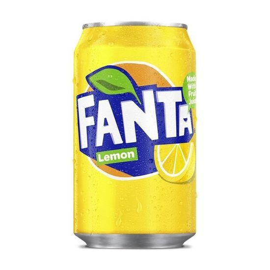 COCA COLA Fanta Lemon 330ml