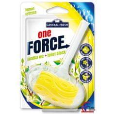 General Fresh 40g Kostka do WC lemon (24/krt)
