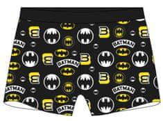 """Eplusm Fantovske kopalne hlače """"Batman"""" - črna - 134–140 / 9–10 let"""