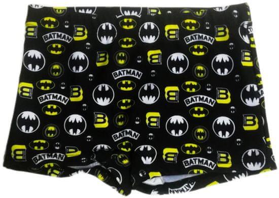 """Eplusm Kąpielówki chłopięce """"Batman"""" - czarny"""