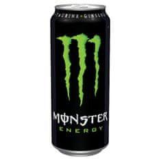 Monster Energy Sycený energetický nápoj 500ml